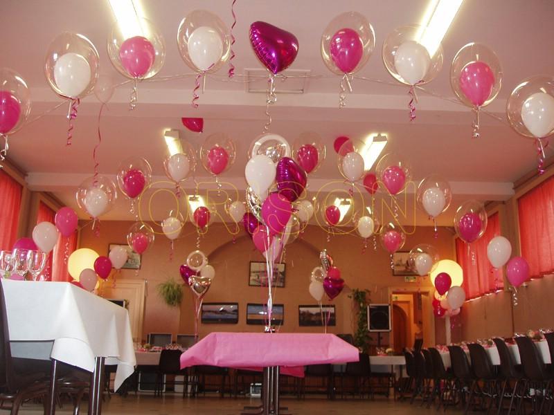 decoration mariage ballon